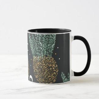 Midnight Pineapple Mug