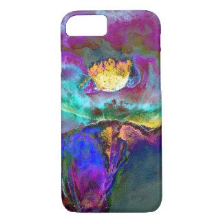 Midnight  Poppy iPhone 8/7 Case