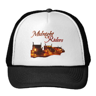 Midnight Riders Trucker Hats