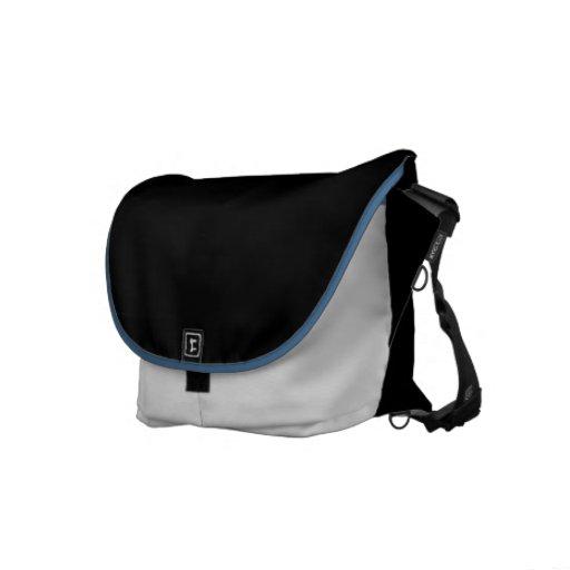 Midnight Run Messenger Bag