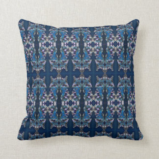 Midnight Scotties Kaleidoscope Cushion