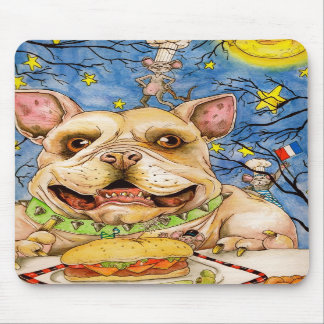 Midnight Snack-Mousepad Mouse Mat