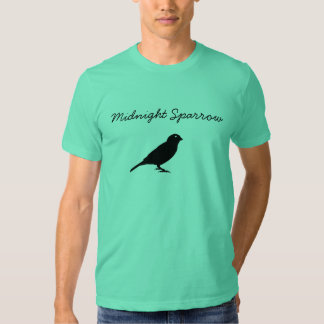 Midnight Sparrow Tee Shirt
