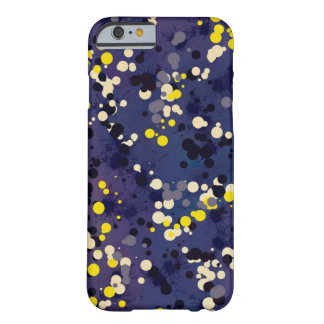Midnight Speckle Barely There iPhone 6 Case
