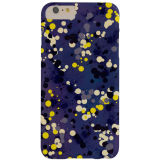 Midnight Speckle Barely There iPhone 6 Plus Case