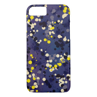 Midnight Speckle iPhone 7 Case