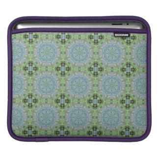 Midnight Summer Violet Rickshaw iPad Sleeve