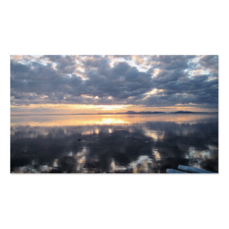 MIDNIGHT SUN in ak Pack Of Standard Business Cards