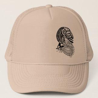 Midnight Surf Trucker Hat