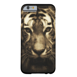 Midnight Tiger Barely There iPhone 6 Case