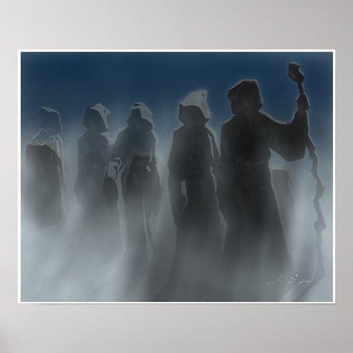 Midnight Travels Poster