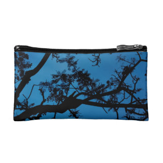 Midnight Tree Accessory Bag