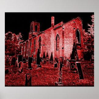 Midnights Graveyard poster