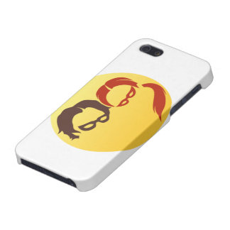 MidnightSQL Hero Logo - Mobile Case (white) Case For The iPhone 5