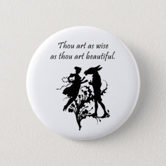 Midsummer Dream 6 Cm Round Badge