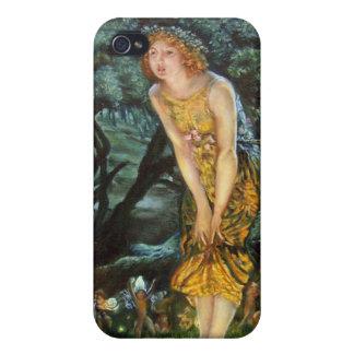 Midsummer Eve, Edward Robert Hughes iPhone 4 Cases