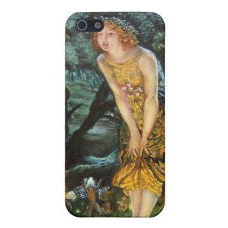 Midsummer Eve, Edward Robert Hughes Case For iPhone 5/5S