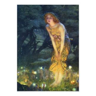 Midsummer Eve Fairy Dance Invitations