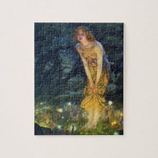 Midsummer Eve Fairy Dance Puzzle