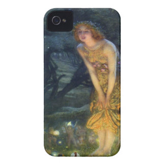 Midsummer Eve with a Fairy Ring 1908 iPhone 4 Case-Mate Cases