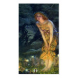 Midsummer Eve with a Fairy Ring 1908 Pack Of Standard Business Cards