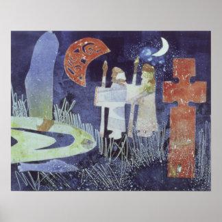 Midsummer Night 1994 Poster