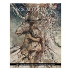 Midsummer Night's Dream Bottom Arthur Rackham Poster