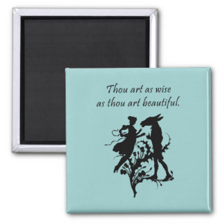Midsummer Night's Dream Magnet