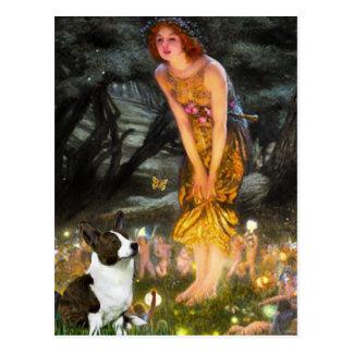 Midsummers Eve - Cardigan Welsh Corgi Post Cards