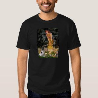 Midsummers Eve - Smooth Fox Terrier T Shirt