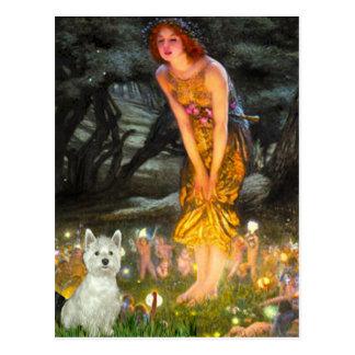 Midsummers Eve - Westie (S) Post Cards