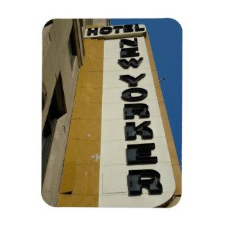 Midtown Manhattan Art Deco Rectangular Photo Magnet
