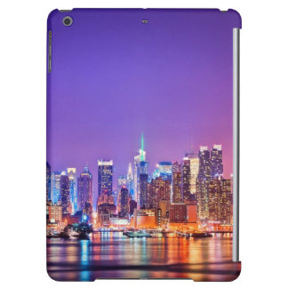 Midtown Manhattan at night with Empire Stae Case For iPad Air