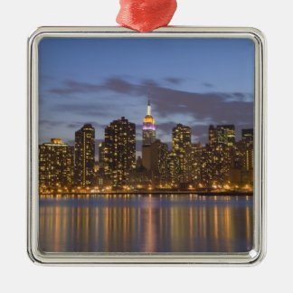Midtown Manhattan Christmas Ornament