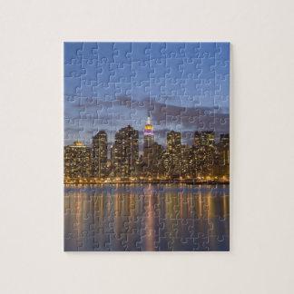 Midtown Manhattan Jigsaw Puzzle