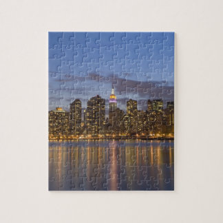 Midtown Manhattan Puzzles