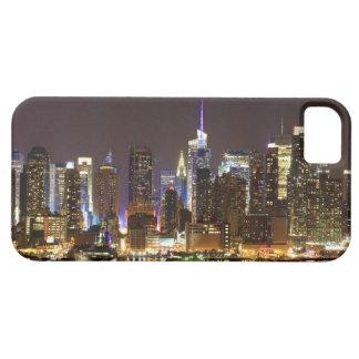 Midtown Manhattan seen from Weehawken New Jersey iPhone 5 Case