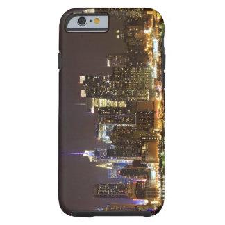 Midtown Manhattan seen from Weehawken New Jersey Tough iPhone 6 Case