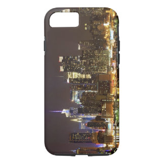 Midtown Manhattan seen from Weehawken New Jersey iPhone 7 Case