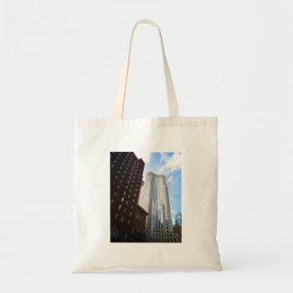 Midtown Skyscraper Reflection, New York City Tote Bag