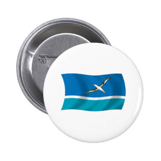 Midway Island Flag Button