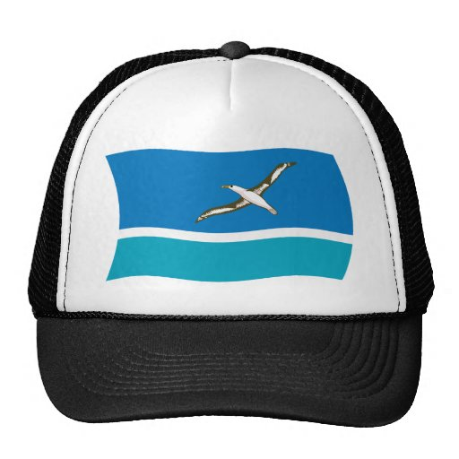 Midway Island Flag Hat