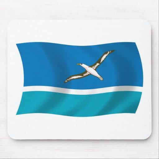 Midway Island Flag Mousepad
