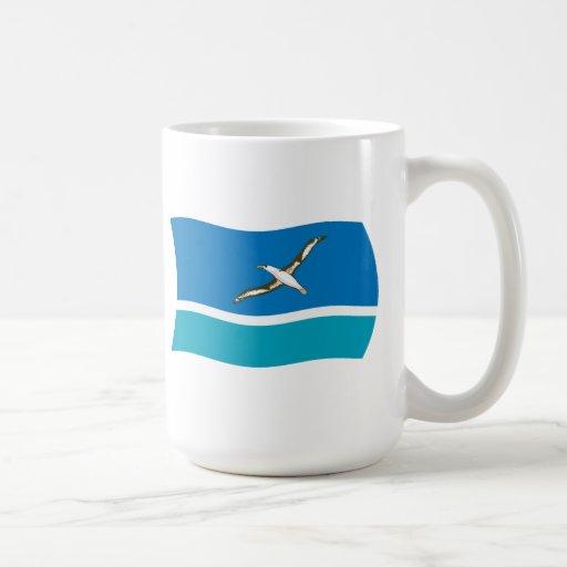 Midway Island Flag Mug