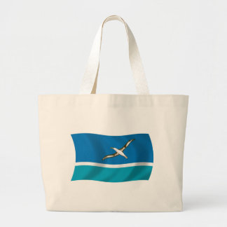 Midway Island Flag Tote Bag