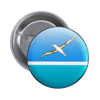 Midway Islands Flag Pin