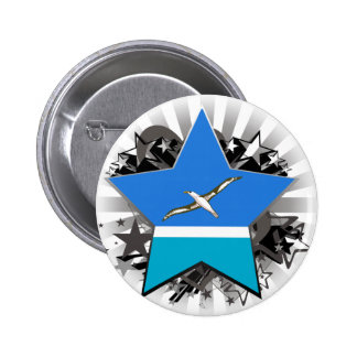 Midway Islands Star Buttons