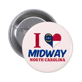 Midway, North Carolina Pins