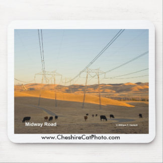 Midway Road Midway California Products Mousepads