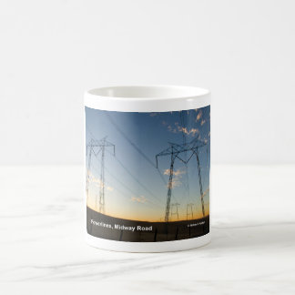 Midway Road Midway California Products Mug